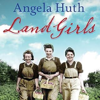 Land Girls audiobook cover art