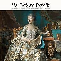 CHBOEN 装飾画 居間の家の装飾のためのポスターおよび版画のスカンジナビアの壁の芸術の絵を描く 60x80cm(24x31インチ)