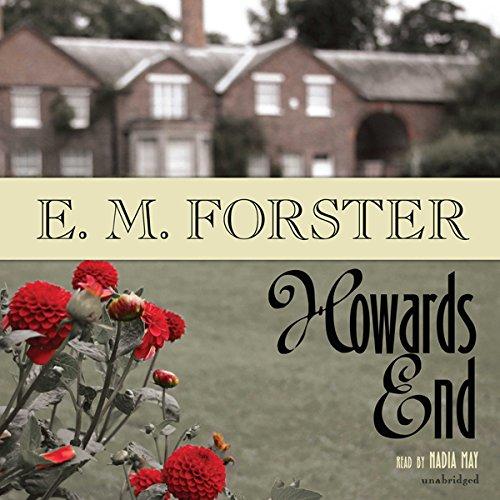 Howards End audiobook cover art