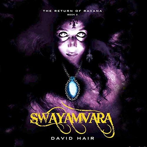 Swayamvara  audiobook cover art