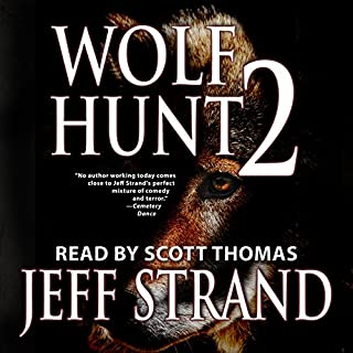 Wolf Hunt 2 audiobook cover art