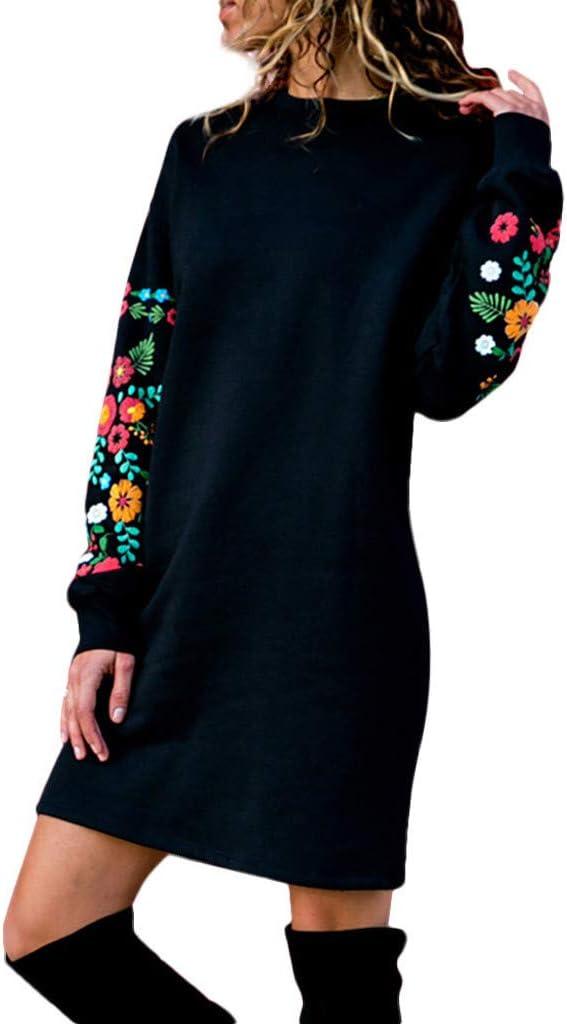 Orange, EU46 //4XL DAY.LIN Top Damen Damen Winter warme Outwear Mit Kapuze Taschen mit Blumenmuster Vintage /Übergr/ö/ßen M/äntel
