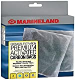 MarineLand Premium Activated Carbon Bags, for...
