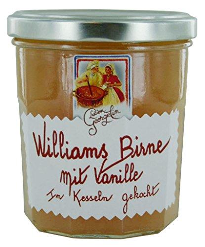 Lucien Georgelin Poire Williams a la Vanille Williams-Birne mit Vanille 320 Gramm