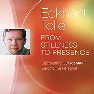 From Stillness to Presence cover art
