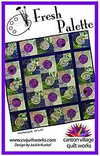 Canton Village Quilt Works Fresh Palette