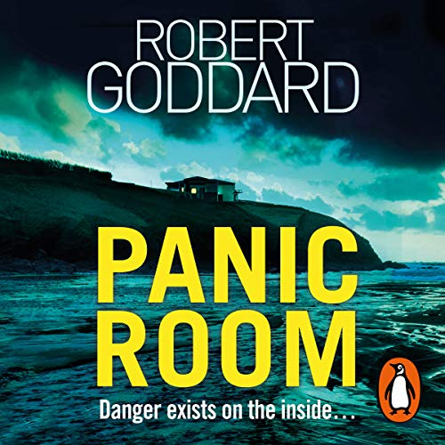 Panic Room audiobook cover art