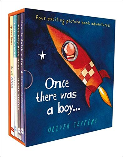 Once there was a boy…: Boxed set