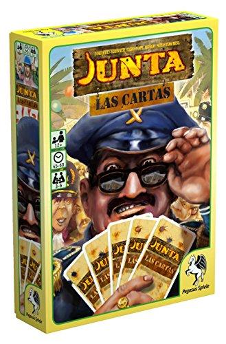 Pegasus Spiele Junta - Las Cartas