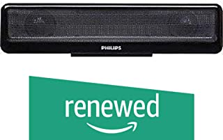 (Renewed) Philips Notebook Soundbar SPA1100