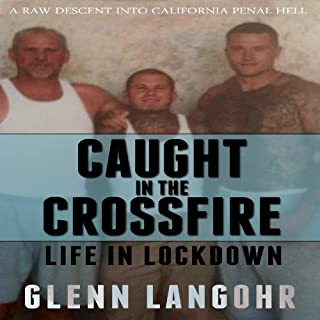 Caught in the CrossFire audiobook cover art