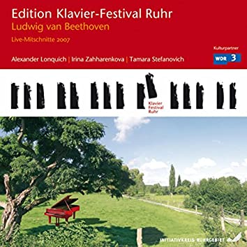 Ludwig van Beethoven: Live Recordings (Edition Ruhr Piano Festival, Vol. 17) (Live)