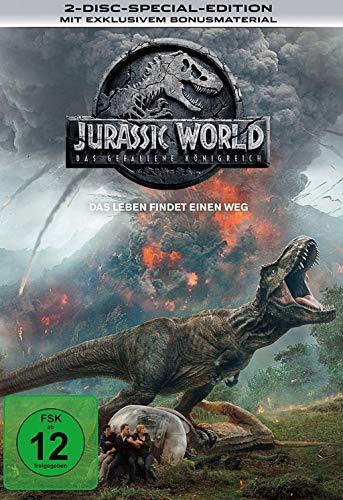 Jurassic World - Das gefallene Königreich - 2 Disc Special Edition inkl. Bonus (2 DVD)