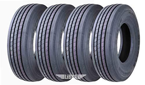 Set of 4 New Gremax All Steel ST235/80R16 14PR RV Trailer Tires Load Range G