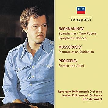 Rachmaninov, Mussorgsky, Prokofiev: Orchestral Works