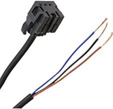 Panasonic CN-73-C2 Cable Connector, 2 m, For Use With FX-301 Sensor