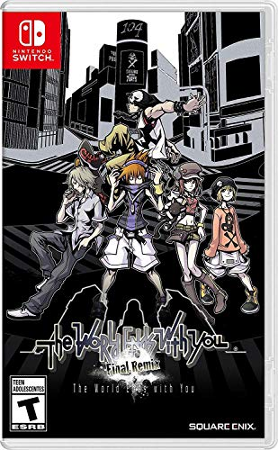 The World Ends with You: Final Remix -...