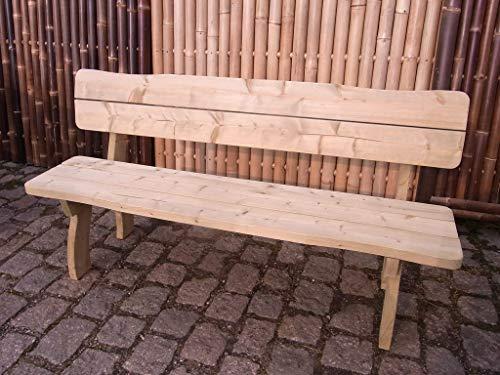 BIHL Gartenbank Leipzig Freital 180 cm Holzbank