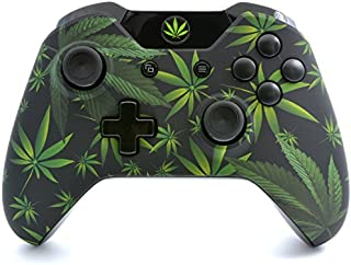 Soft Touch 420 Black Xbox One Rapid Fire Custom Modded Controller 40 Mods for All Major Shooter Games, Auto Aim, Quick Sco...