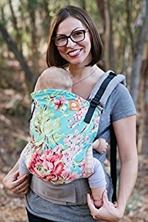 Baby Tula Ergonomic Baby Carrier - Bliss Bouquet