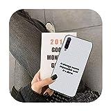 Suhoo Coque de protection pour Huawei Y5 II Y6 II Y5 Y6 Y7 Prime Y7Plus Y9 2018 2019-a10-pour Y6...