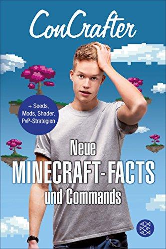 ConCrafter – Neue Minecraft-Facts und Commands