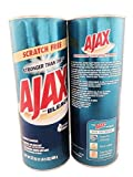 Ajax Powder Cleanser with Bleach, 21oz (595g) Pack of 2 Size: 42 oz, Model:, Tools & Outdoor Store