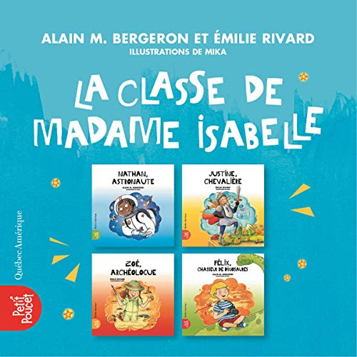 Couverture de La classe de madame Isabelle: Le Coffret