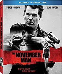 The November Man Review - Brosnan is 007 Again