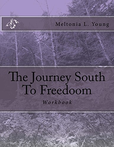 The Journey South To Freedoom Workbook (English Edition)