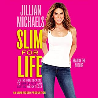 Slim for Life audiobook cover art