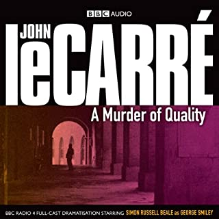 A Murder of Quality (Dramatised) cover art