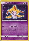 Shining Jirachi - 42/73 - Holo Rare - Sun & Moon: Shining Legends