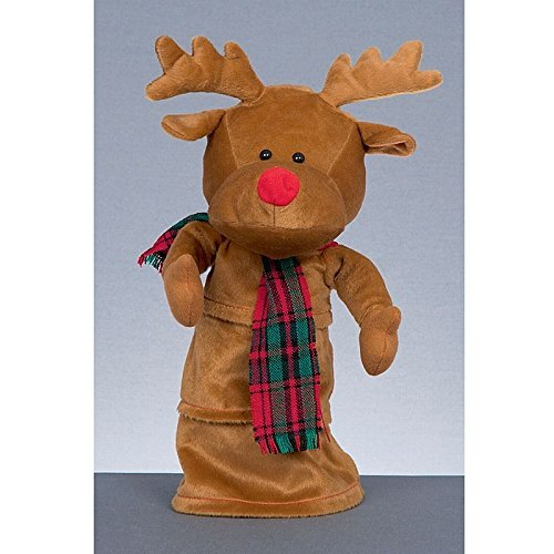 Musical Dancing Reindeer 30cm by Premier by Premier