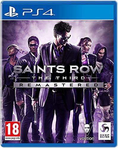 Saints Row: The Third - Remastered PS4 [ ]