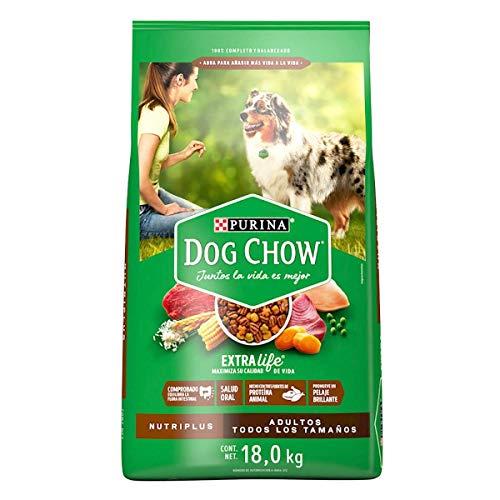 dog chow extra life precio fabricante Purina