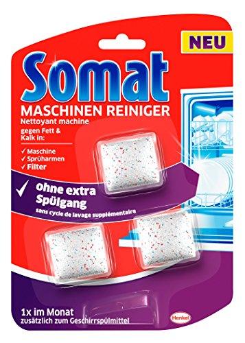 Somat Maschinen Reiniger, 6er Pack (6 x 3 Stück)