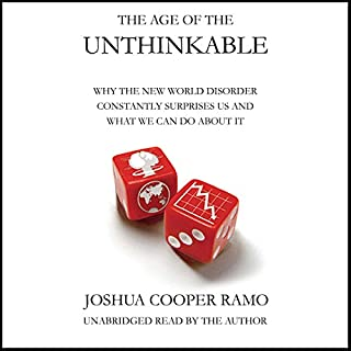 The Age of the Unthinkable cover art