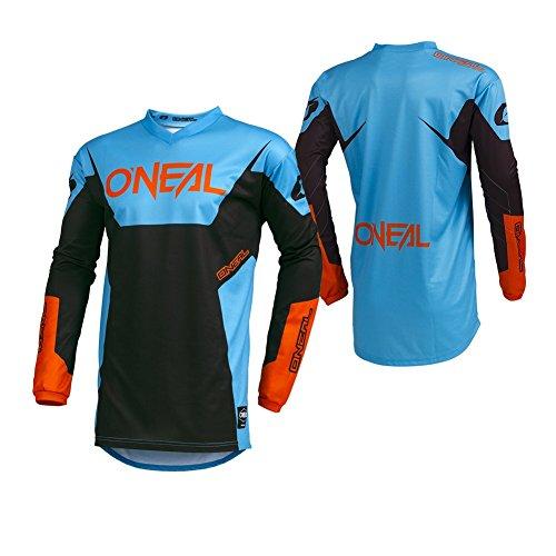 O'NEAL Element Racewear FR Jersey Trikot lang blau/schwarz 2019 Oneal: Größe: L (52/54)