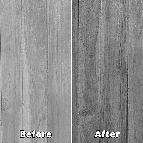 Rejuvenate High Performance Luxury Vinyl Tile Plank Floor Cleaner pH Neutral Formula Doesn't Leave Streaks or Dulling Residue 32oz