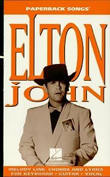 Elton John Songbook: Paperback Songs by [Elton John]