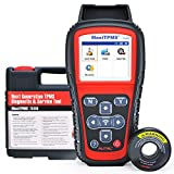 Autel TPMS Relearn Tool TS408, Upgraded Version of TS401, TPMS Reset, Sensor Activation, Program, Key Fob Testing, with Lifetime Update