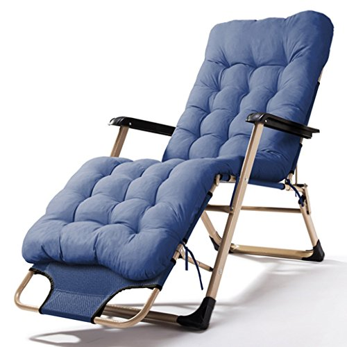 DORE HOME Camping Tragbarer Stuhl Im Freien Liege | Klappstuhl Im Freien Strand Liege Klappbare Liege Schwere Liege Camping Angeln Liegestuhl 52x93x92cm (Farbe : D)