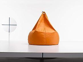 Furniture Runway Kalahari Outdoor Bean Bag, Orange