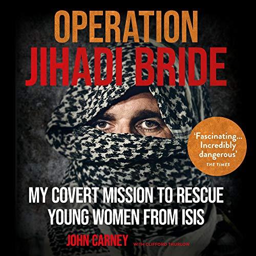 Operation Jihadi Bride cover art