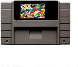 16 Bit 46 Pin Game Cartridge - Super Bomberman 5 16 Bit Big Gray Game Card For USA NTSC Game Player