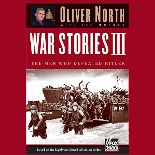 War Stories III audiobook cover art