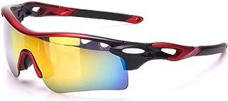 N/F - TEYUN Fotocrómico Gafas de Sol Deportivas Set 3 Piezas Lentes Duradera protección UV400 de conducción Ciclismo Pesca Golf Correr
