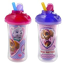 Munchkin Click Lock Insulated Paw Patrol Sippy Cup