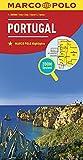 Marco Polo Portugal: Wegenkaart 1:300 000
